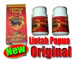 minyak lintah asli papua oil pembesar alat vital dan keperkasaan pria