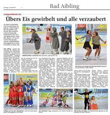 Eishalle Bad Aibling Tus Bad Aibling Abt Eiskunstlauf Aktuelles