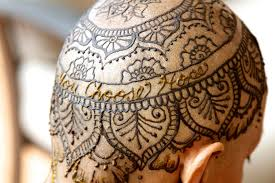 elegant henna tattoo crowns help cancer patients cope with their