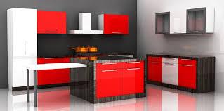 Kitchen Cabinet Latest Red Kitchen Kitchen Cabinet Tops Tags Red Kitchen Cabinets Brown Kitchen