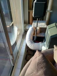 awning air conditioner for awning style window fvwd compressor