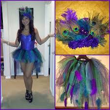 Peacock Halloween Costume Girls Diy Halloween Costumes College Students Popsugar Smart Living