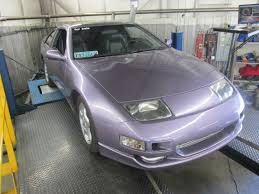 1990 nissan 300zx twin turbo dyno run fast specialties
