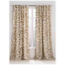 country style drapes and swags from ihf park designs burlap black