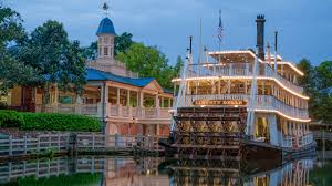 Disney World Map Magic Kingdom by Liberty Belle Lights Up At Magic Kingdom Park Disney Parks Blog