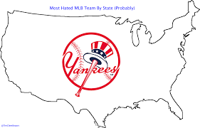 Mlb Map Map The Clem Report