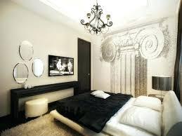 chambre noir et blanc design chambre noir et blanc design dacco intacrieur design la chambre