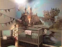 Harry Potter Bed Set by A Harry Potter Inspired Nursery Project Nursery