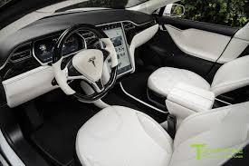 cars ferrari white white tesla model s 1 0 custom ferrari white interior u2013 tagged