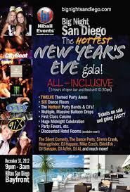 new years party in san diego san diego new year s gala at the bayfront december 31
