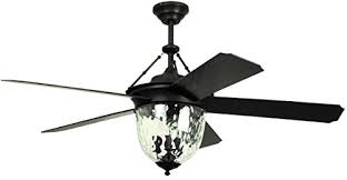 52 Ceiling Fan With Light Adorable Outdoor Ceiling Fan With Light At Tropical Fans Lights