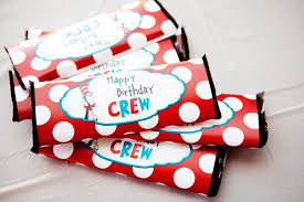 Cat In The Hat Party Decorations Kara U0027s Party Ideas Dr Seuss Cat In The Hat Birthday Party Planning