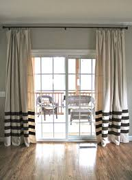 Patio Door Curtains Kitchen Patio Door Curtain Ideas 1000 Ideas About Sliding