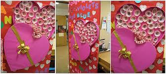 valentines door decorations a conversational heart bulletin board thrifty scissors