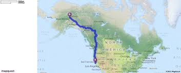 mapquest california driving directions from san francisco california to fairbanks