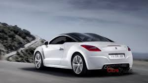 peugeot rcz r new peugeot rcz sports coupe confirms price and specs carsfame
