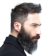 hairstyles that go with beards long beard with modern hairstyles men s hairstyles and haircuts