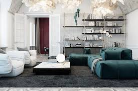 Exquisite Private Residence Project In Italy Interior Decorating - Italian inspired living room design ideas