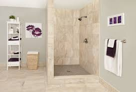 bathroom tile what color paint goes with dark brown tile brown