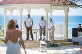 jamaica destination wedding jermain chantal s destination wedding at grand palladium resort