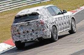 Porsche Macan X3 - 425bhp bmw x3 m to face porsche macan turbo in suv class
