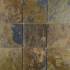 rustic gold slate natural stone slate tiles arizona tile rrustic