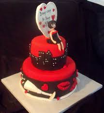 betty boop cake topper betty boop birthday celebration fondant cake view 2