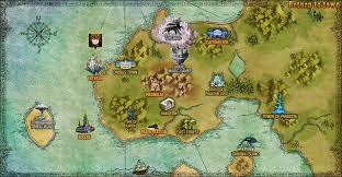 The Forest Game Map World Map Fairytail Online O4games Wiki Fandom Powered By Wikia