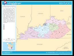 kentucky house map kentucky congressional districts map united states congress 112