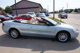 2003 Chrysler Sebring Interior 2003 Chrysler Sebring Limited 2dr Convertible In Sioux Falls Sd