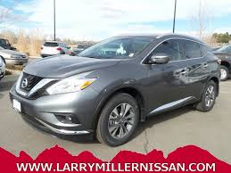 nissan murano accessories 2017 new 2017 nissan murano sl for sale near denver co 5n1az2mh6hn126881