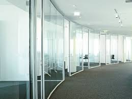 cloison verre bureau sliding glass office partition h40 by könig neurath cloison bord