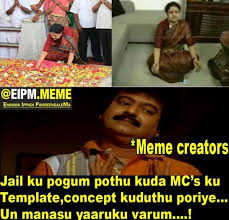 Meme Creators - sasikala memes images and trolls rolling out on facebook twitter