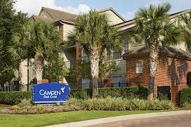 Woodlake On The Bayou Floor Plans by Camden Oak Crest Apartments Houston Tx 77082
