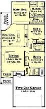 Foyer Plans Small House Plans Home Design 1400 5