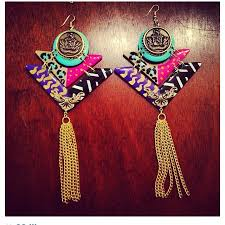 funky earrings 47 best funky earrings images on jewelry accessories