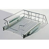 panier coulissant pour meuble de cuisine panier et tiroir coulissant pour meuble de 40 cm cuisines bellissima