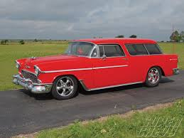 nomad car for sale immaculate custom 1955 chevrolet nomad