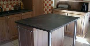 meuble cuisine sur meubles cuisine sur pieds décor à la maison