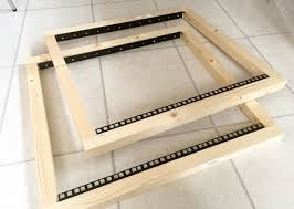 How To Build Wood Shelf Supports by How To Build A Diy Rack Case And Why