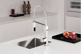 Grohe Kitchen Faucet Installation Faucet Com 31401000 In Chrome By Grohe