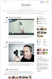 20 best wordpress blog u0026 magazine themes images on pinterest