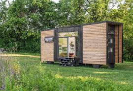 Tiny Luxury Homes by Innovative Tiny House Showcases Luxury Details On A Budget