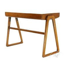 bureau design scandinave bureau design scandinave blanc et bois totem belles propositions