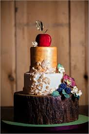221 best snow white wedding images on pinterest disney cakes