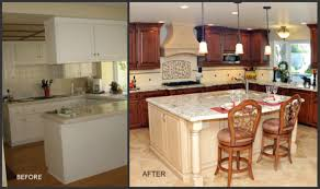 How Much Do Custom Kitchen Cabinets Cost How Much Does It Cost To Have Kitchen Cabinets Stained Kitchen
