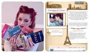 wedding trip registry honeyfund honeymoon wedding registry by cherry dollface