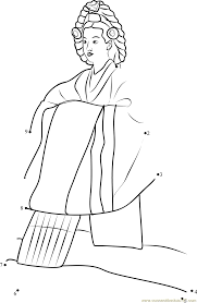 colouring pages national costumes halloween coloring pages page