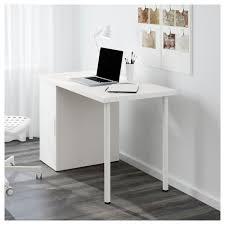 Linnmon Corner Desk by Alex Linnmon Table White 120x60 Cm Ikea