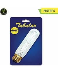 60 watt 120 volt light bulb don t miss this deal perlite lighting pack of 6 b60t10c 120 60